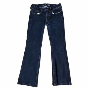 American Eagle Super Stretch Boot Jeans.